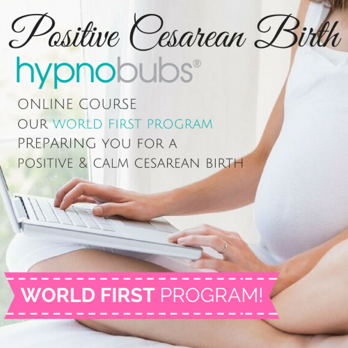cesarean, caesarean, positive caesarean, positive cesarean birth, hypnobirthing australia, vicki hobbs